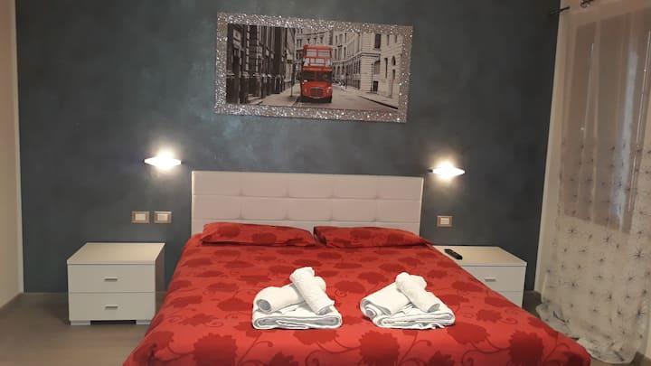 Bed&Breakfast Casa Taty-bedroom 3