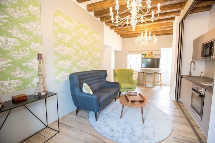 Apartement Suite Henri