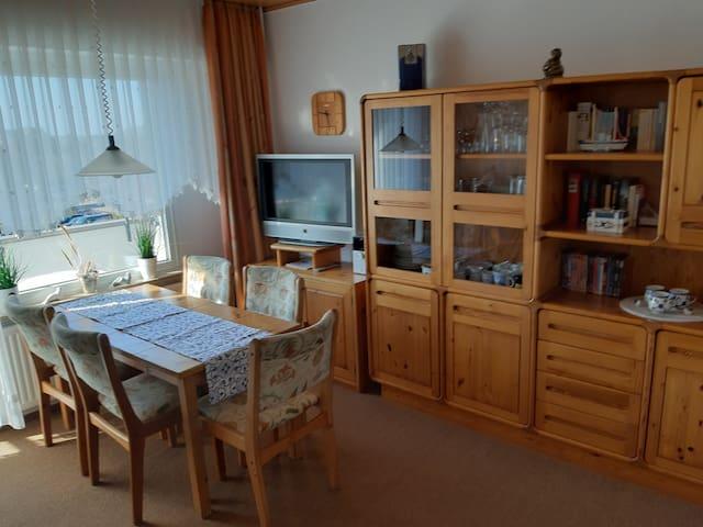 Helles und gemütliches App. 75 im Haus Nordland