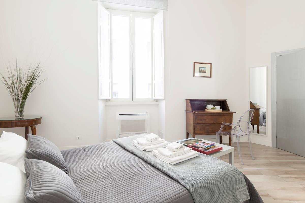 Elegante Appartamento Vicino a Campo Dei Fiori