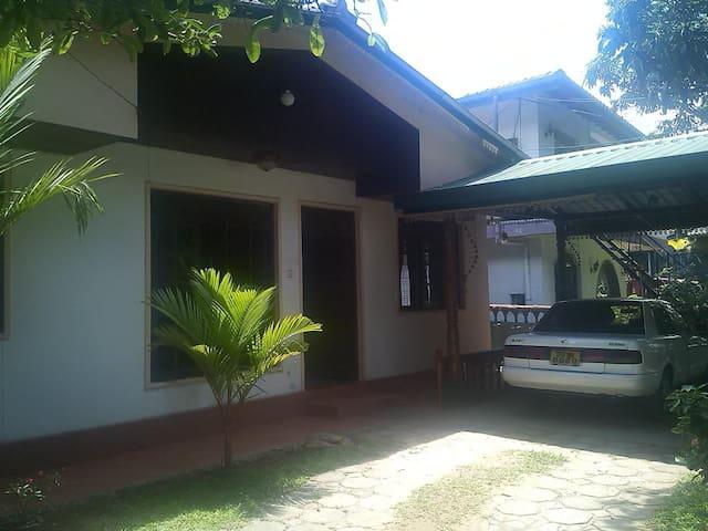KANDY GOODHOPE RESIDENCE - Gurudeniya - Haus