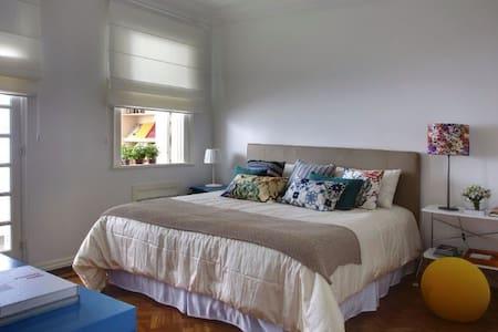 Incrível e moderno quarto - Santo André - Talo