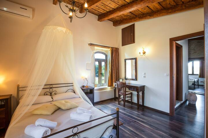 Double bedroom on the first floor