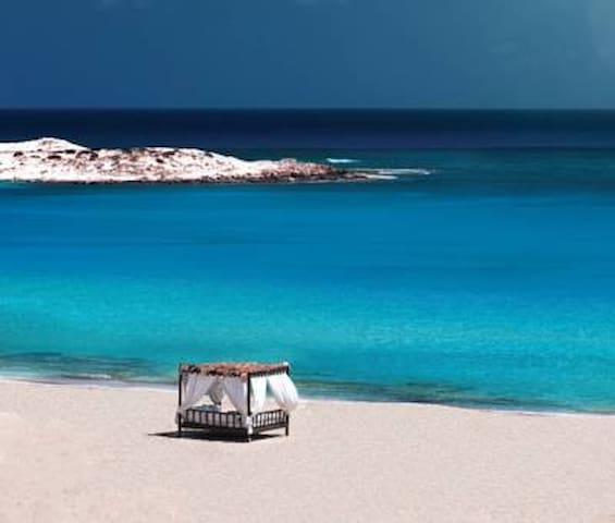 Partial Sea View Chalet in Almaza Bay Resort - Qesm Borg Al Arab - Faház
