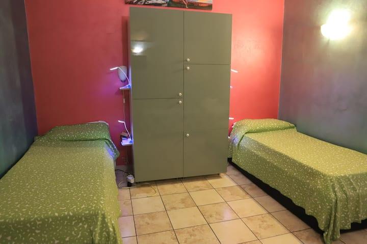 One bed in Female Dorms near Termini