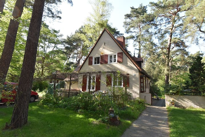 Haus im Grunewald