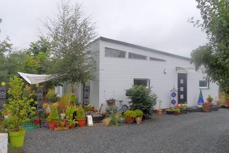Contemporary House on Smallholding - Pleucadeuc