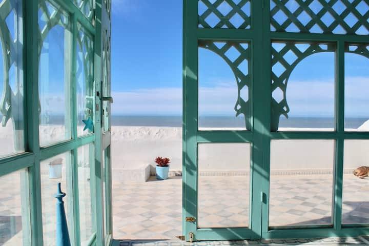 Atlantico Essaouira: suite avec petit déjeuner