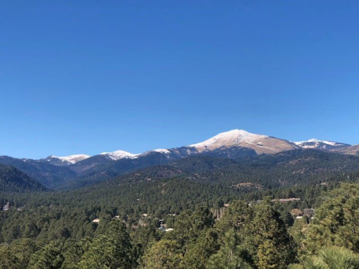 Ruidoso Condo With a View!  Tall Pines Retreat