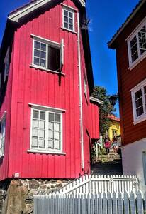 Tyholmen: The heart of Arendal. - Apartment