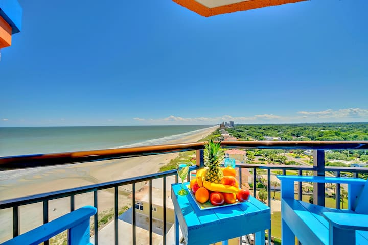LARGE PENTHOUSE/ONE BEDROOM/CORNER UNIT/GREAT VIEW