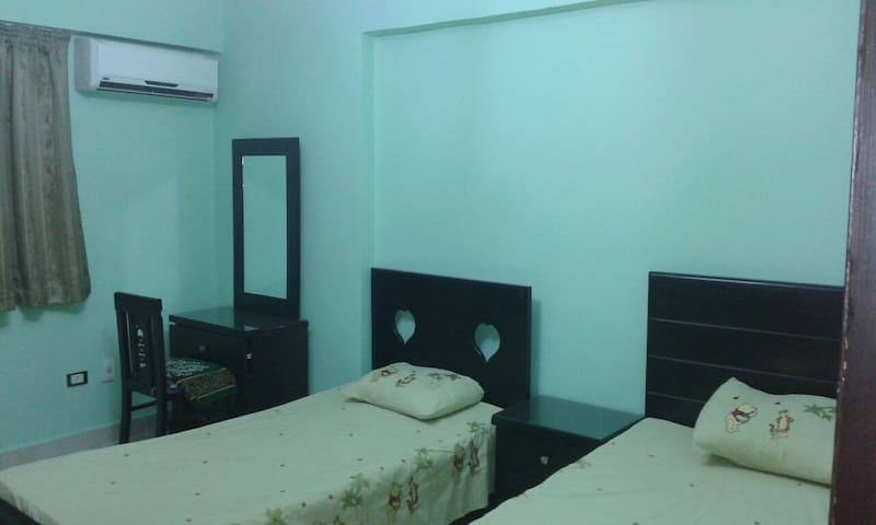 abd al-rhman sadeki code 15 - Nasr City - Квартира