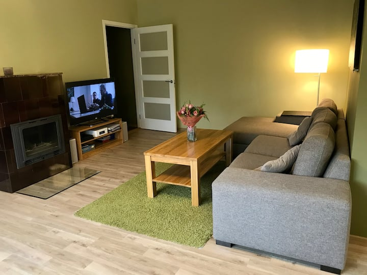 Cosy apartment in the city centre