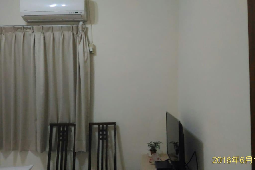 空調與電視