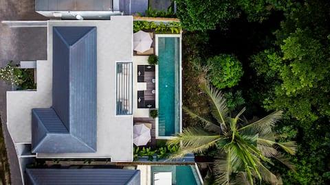 **PROMO** 2BR Jungle  Paradise infinity Pool Villa