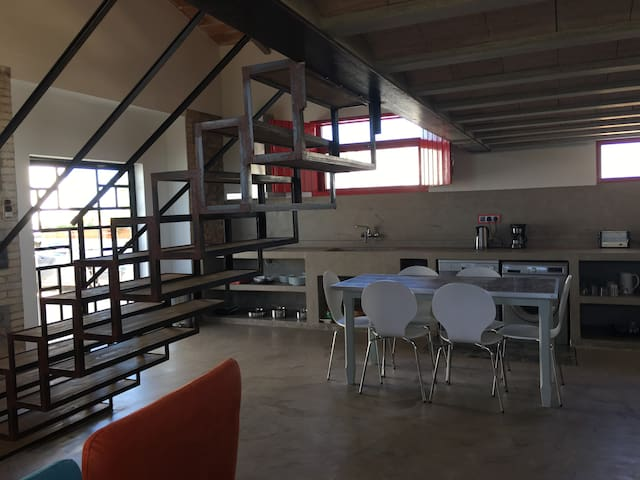 Loft La Fosca-Design Appartment - La Aldea - Loft