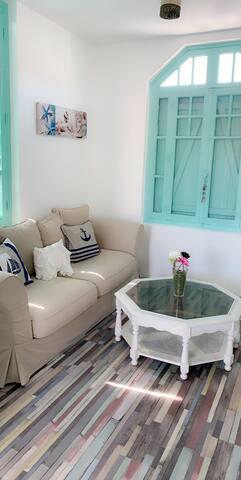 Petite maison typique royanaise