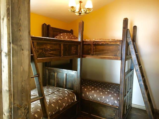 Bedroom Bunk Beds
