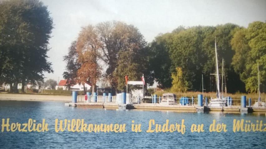 Urlaub an der Müritz - Ludorf - Wohnung