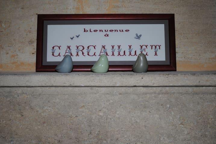 """GITE """"A CARCAILLET"""" - Pujols"""