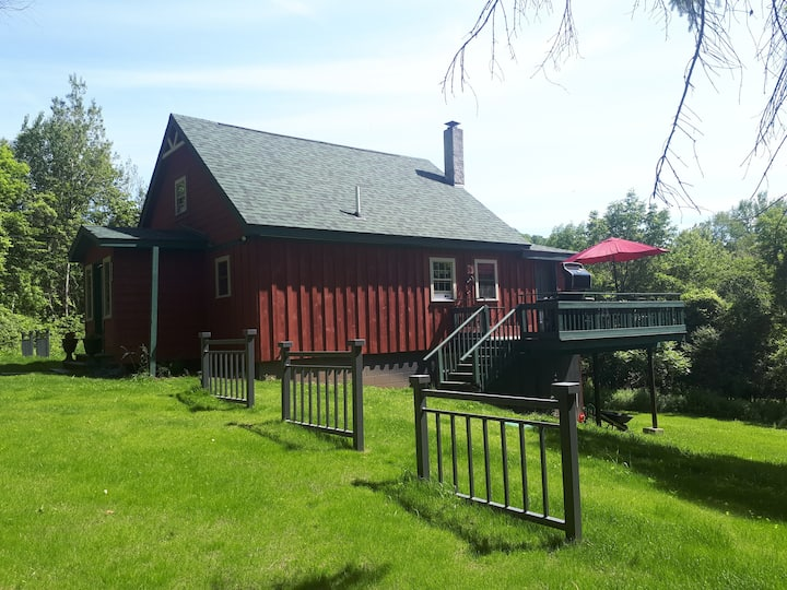 Gingerbread House Adirondacks & LakeChamplain