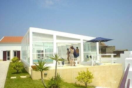 House Garden and Pool - São Pedro da Cadeira - Dom