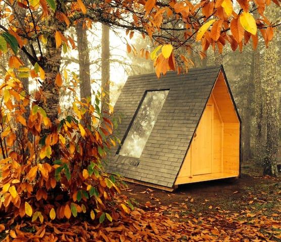 Rotative micro cabin