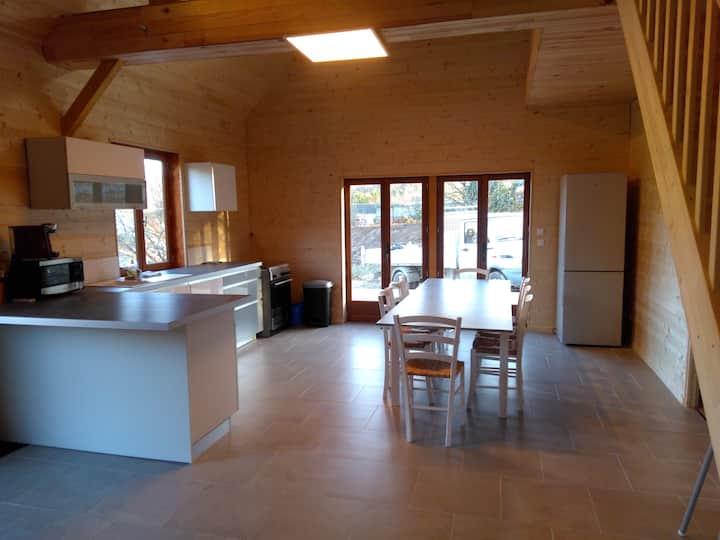 Cottage le Guépard
