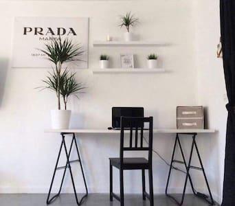 Chambre calme et confortable en plein centre ville - Bordeaux - Appartement