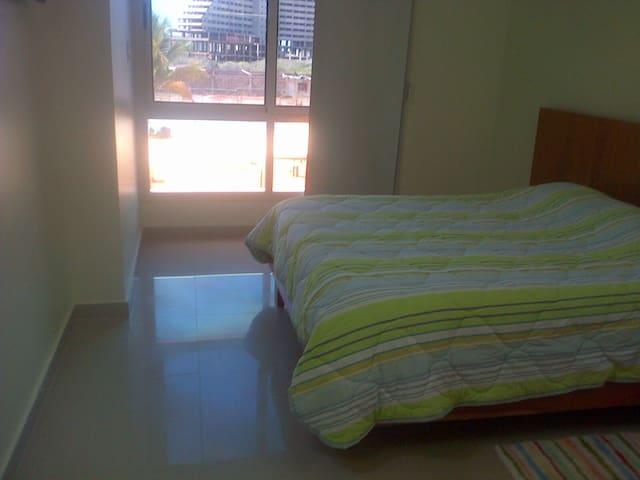 Bedroom 2 with wardrobe