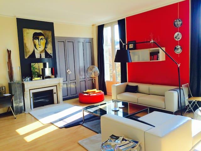Superb apartment Place Gambetta