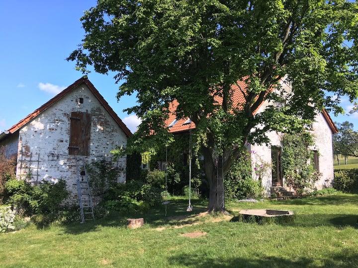 wunderschönes Landhaus im Lipper Bergland