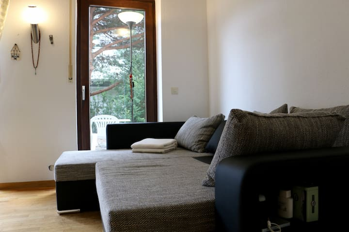 Get the COUCH in your friend's room - 明斯特 - Villa