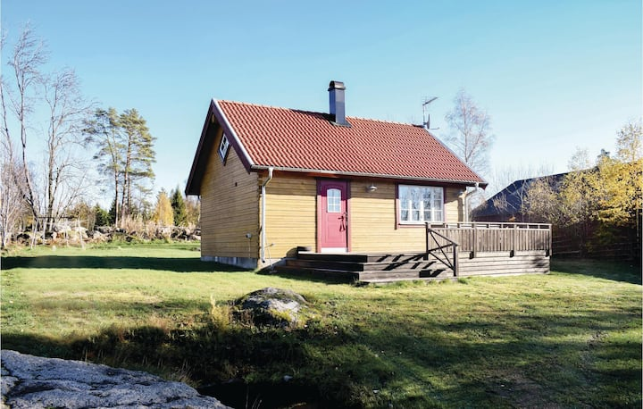 Stunning home in Sävsjö with 2 Bedrooms