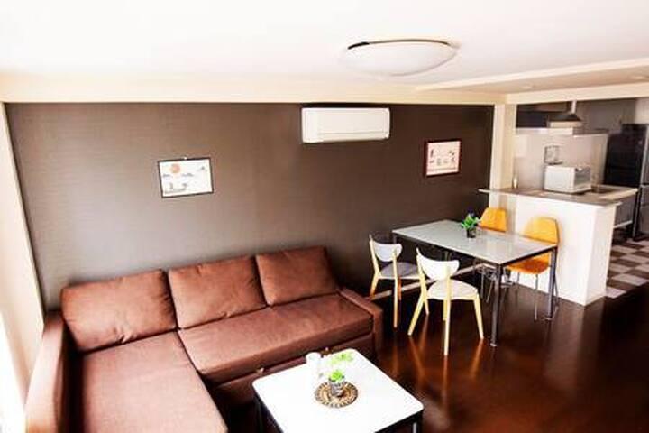 Bayt Homestay, Quadruple room/ shared facilities