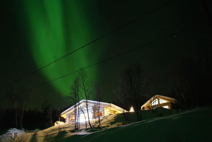 Arctic Aurora Lodge