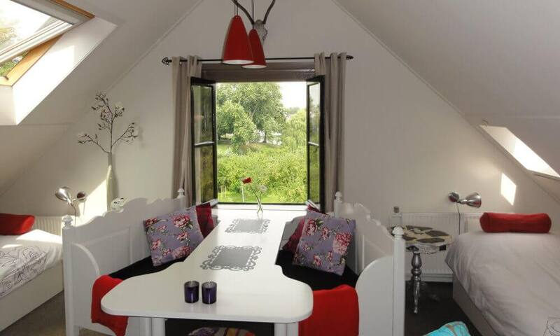 Appartement in nok van Herenhuis, B&B a.d. Berkel. - Zutphen - Bed & Breakfast