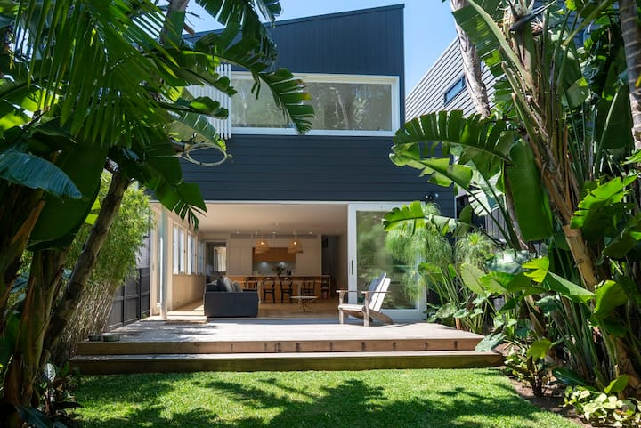 BONDI RETREAT: Leafy, quiet family home