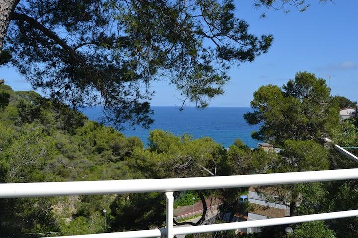 AlmaWasi : WASIKAMAYUQ Vista al mar & Wi-Fi Free