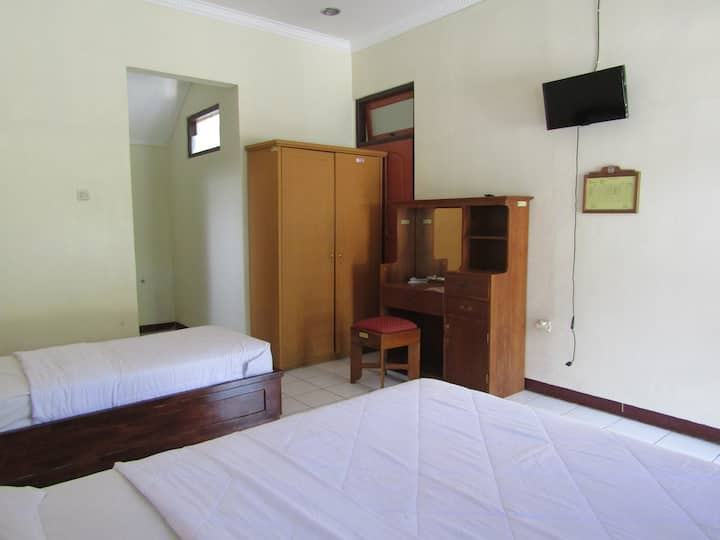 Affordable Family Suite at Hotel BIP Tawangmangu