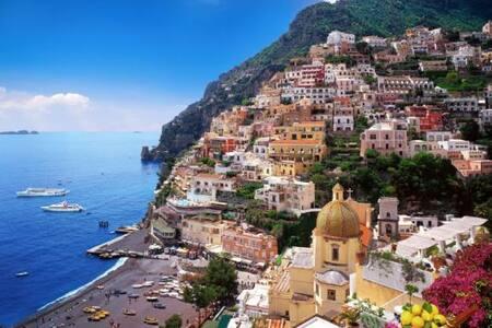 An ancient building close to the Amalfi cost - Cava de' Tirreni - บ้านพักตากอากาศ