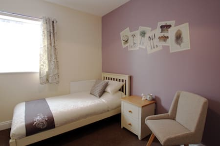 Modern living in the town centre - Burton upon Trent