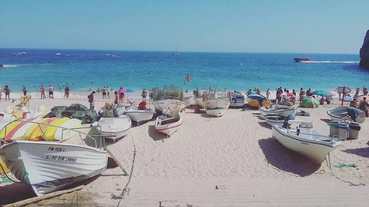 Casa Azul, Algarve