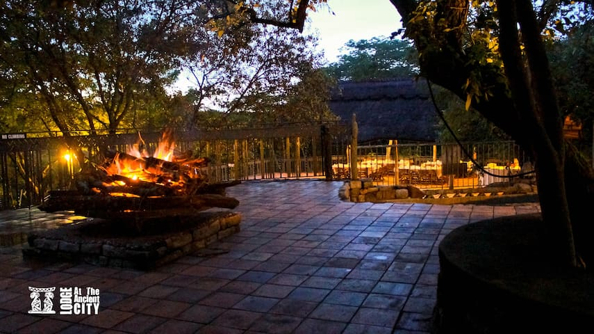 The Magnificent Lodge At the Ancient City