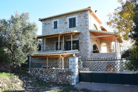 Anastasia's home (Stoupa) - Rumah