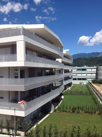 BIG APARTMENT IN THE CENTER OF ROVERETO
