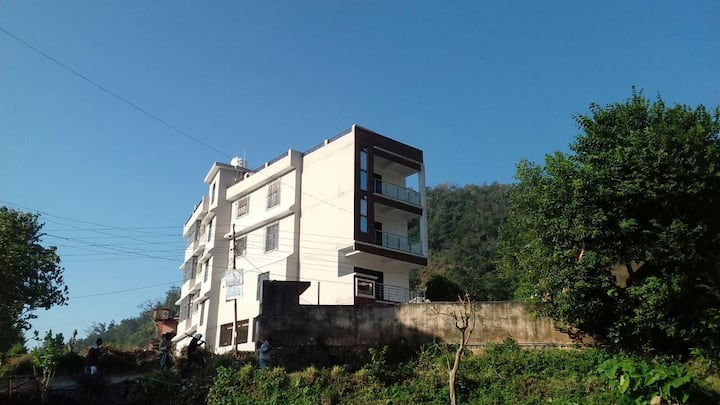 Osho Vision Rishikesh - 4 Bed Dormitory