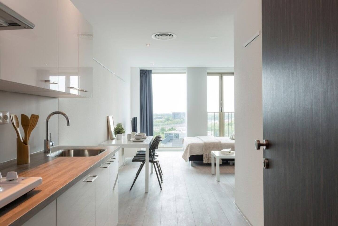 Spacious apartment for 1 person