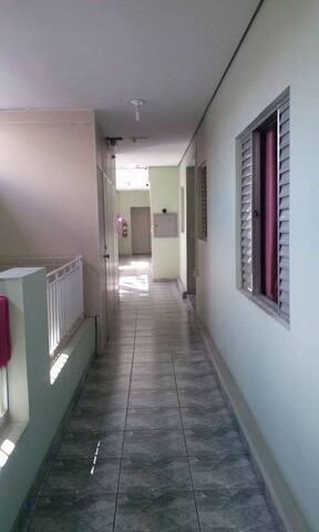 quartos individuais e compartilhados em flat - São Bernardo do Campo - Huoneisto