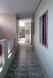 quartos individuais e compartilhados em flat - São Bernardo do Campo